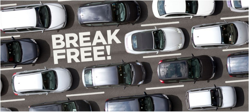 Break Free from traffic with TomTom's global integrated marketing campaign