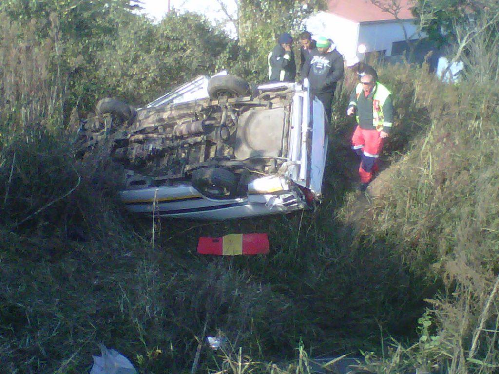 11 Commuters Injured In Collision near Pietermaritzburg