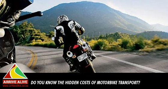 Do you know the hidden costs of motorbike transport?