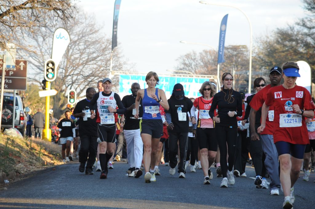 Record numbers sign up for Discovery 702 Walk The Talk