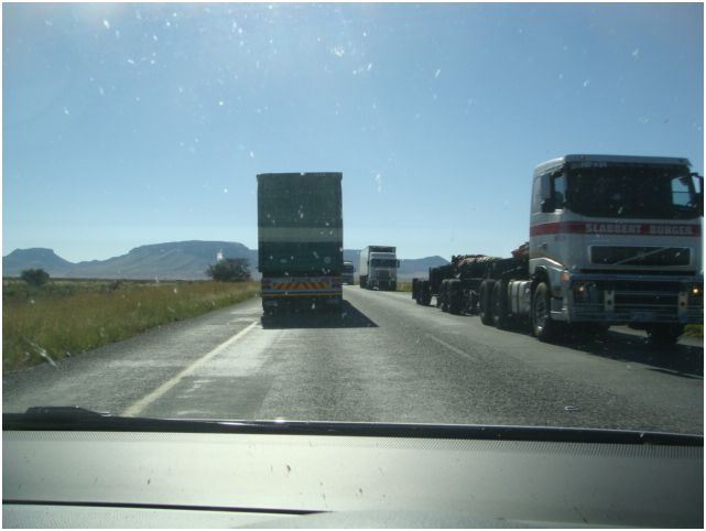 CAIA Responsible care urges high visibility for heavy duty vehicles