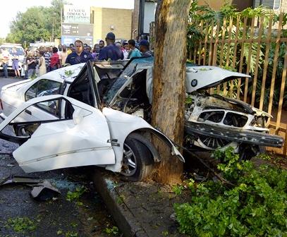 Passenger Killed, Three Others Injured In Crash