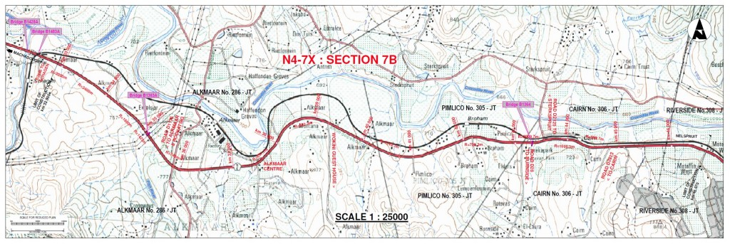 Work has started on widening of N4 between Schagen and Nelspruit