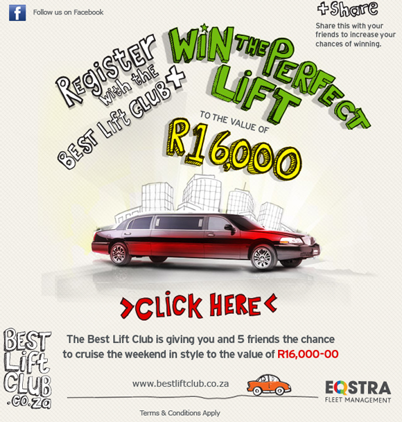 Win with the Best Lift Club
