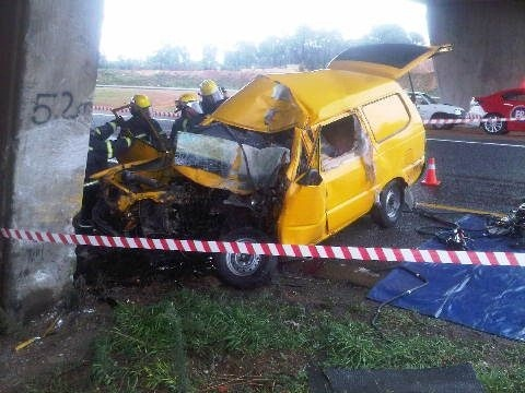 6 Children Killed In Accident on R59