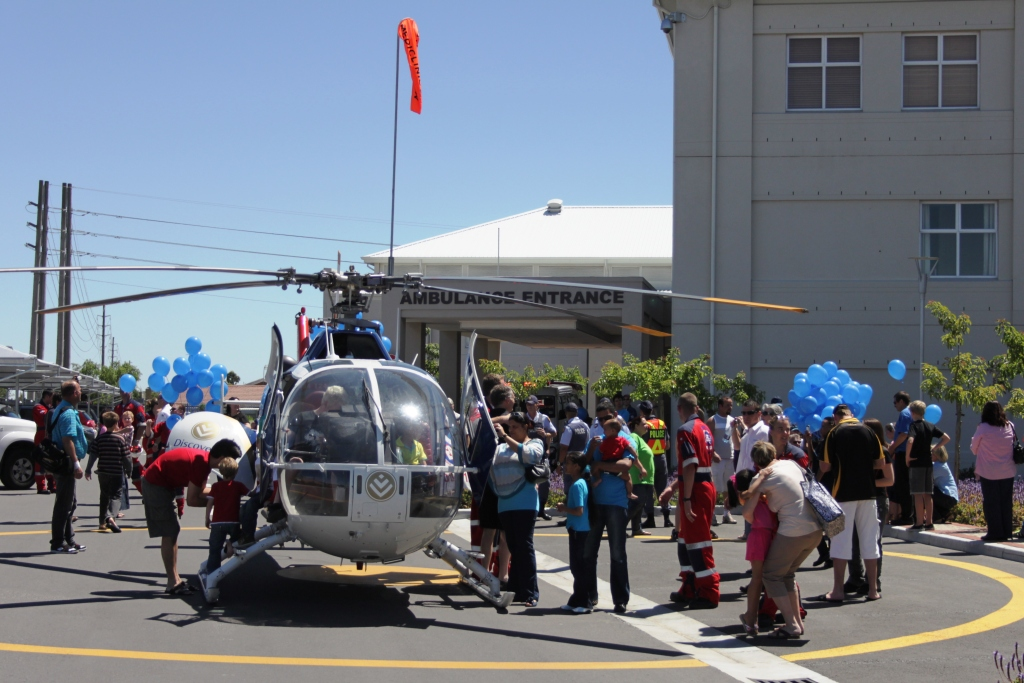 ER24 and Mediclinic Cape Gate open day