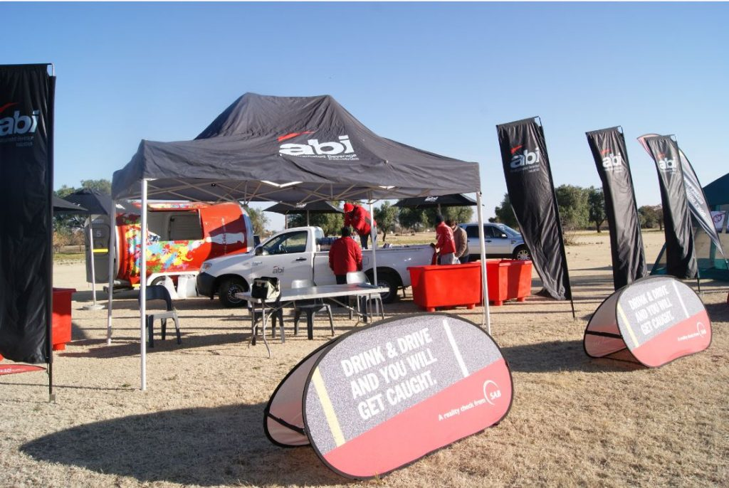 """Report on """"Arrive Alive"""" Road Safety Intervarsity Awareness Project"""