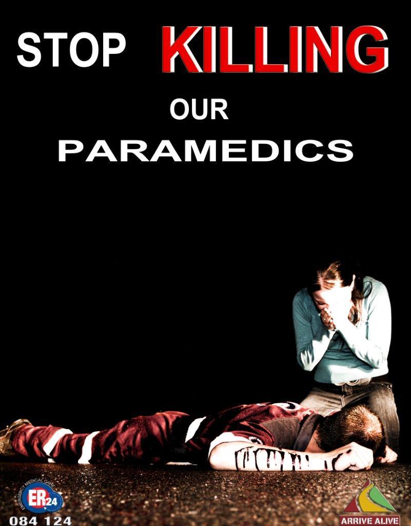 Stop Killing our Paramedics this Festive Season