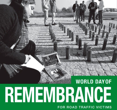 UN Secretary General comments on the World Day of Remembrance for Road Traffic Victims