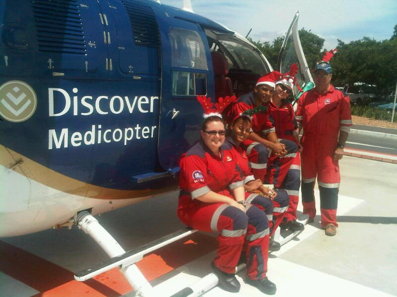 Medicopter airlifts woman injured in mountain bike incident