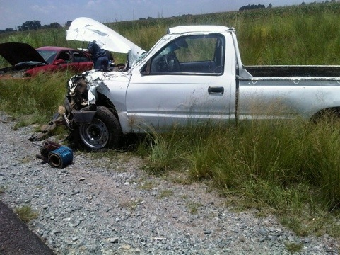 Collision On N12, Leaves One Dead