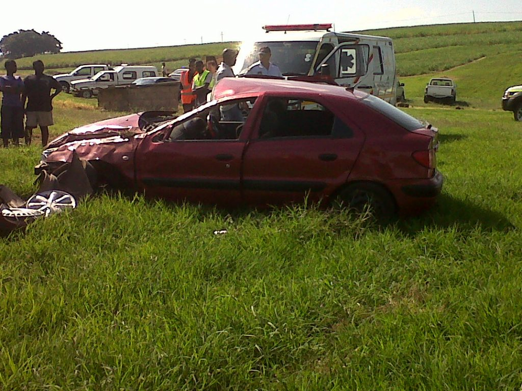 Umbumbulu Accident Leaves One Dead