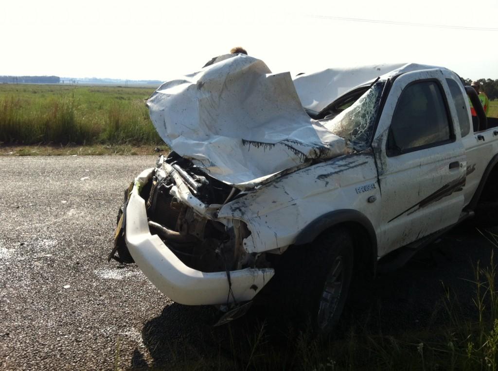 3 die in taxi collision in Vereeniging