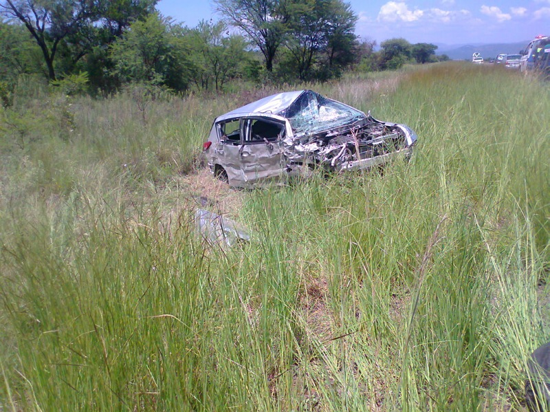 Polokwane head on collision; 7 injured