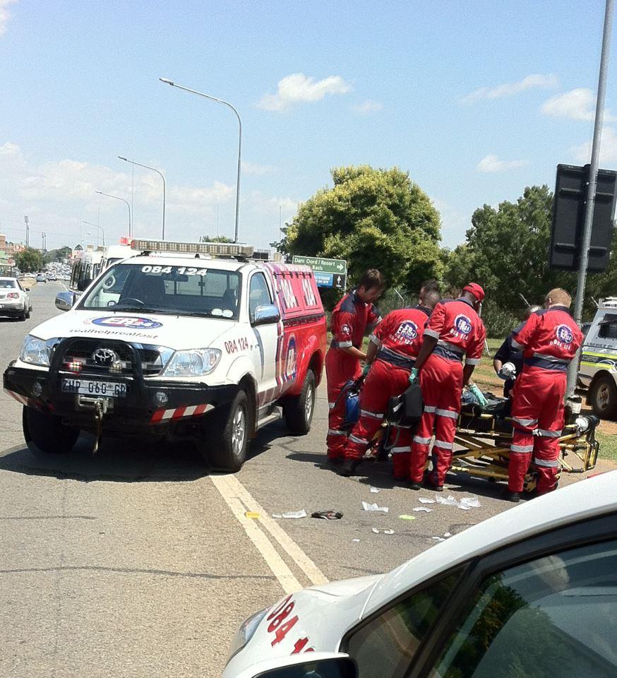 Potchefstroom Paramedics kept Busy