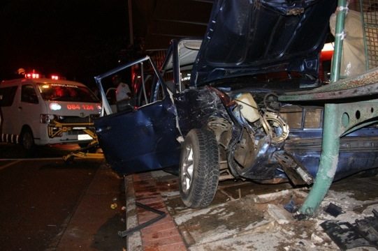 Seven People Injured In Durban CBD Accident