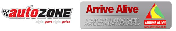 AutoZone partners with the Arrive Alive website in promoting road safety public awareness