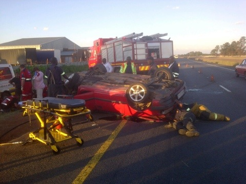 Single Vehicle Accident On The N12 Leaves One Dead