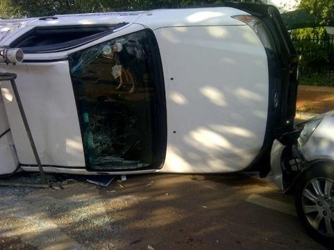 Paramedics in Pretoria kept busy