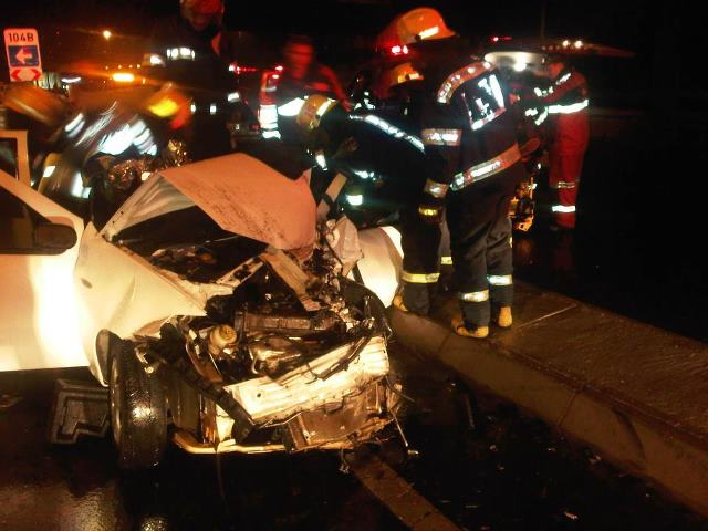 2 Die and 2 others injured in M1 Buccleuch collision