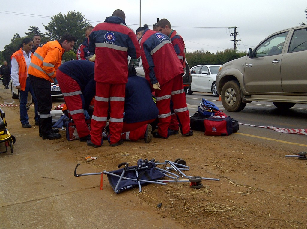 Advice on Road Safety for the Easter Weekend from ER24