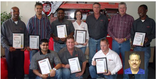 AutoZone announces long service awards