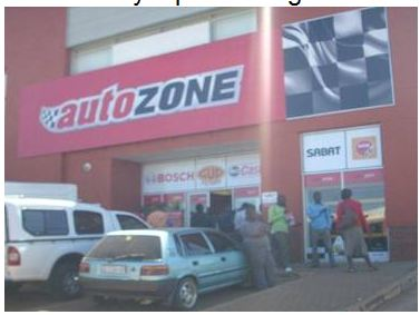 AutoZone, Southern Africa's  automotive parts retailer and wholesaler opens 101st retail store in Nongoma, KwaZulu Natal