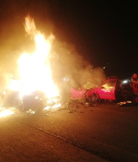 3 Die in Brentwood Park collision