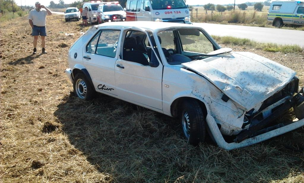 2 Teenagers injured in Potchefstroom accident