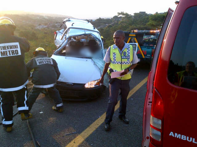 Two KZN accidents - 19 injured 1 dead