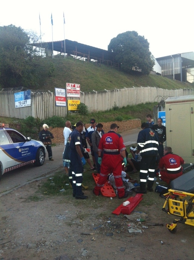 Driver In Serious Condition After Westmead Accident