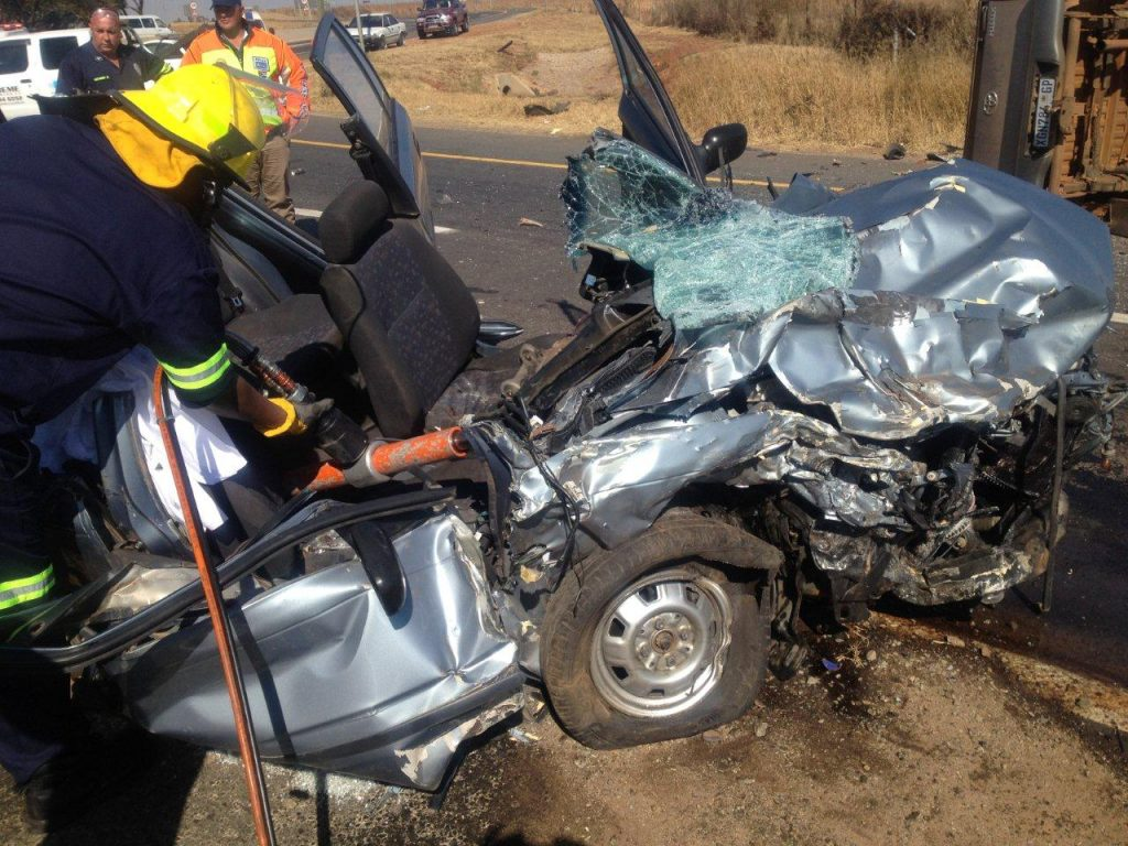 Collision In Kempton Park Leaves Two In Critical Condition