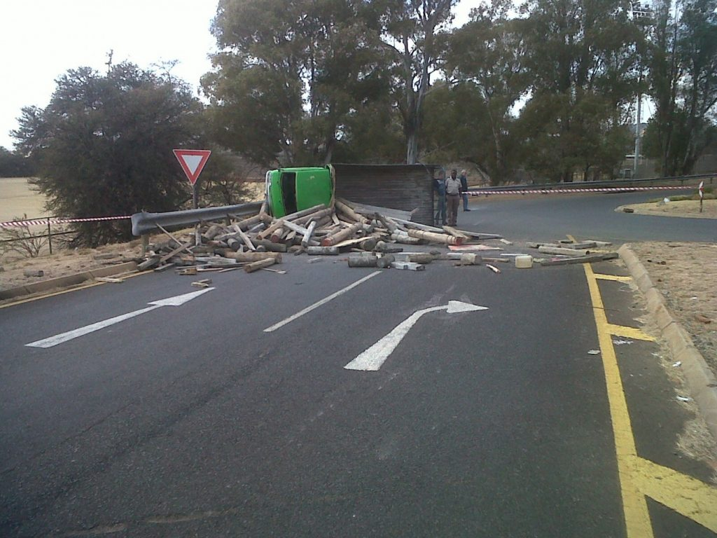 Truck Driver Killed In Carletonville