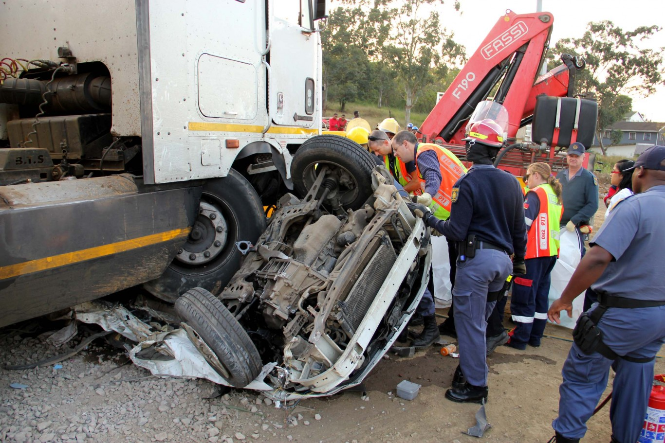 Photos From Horrific Crash On N2 Road Safety Blog