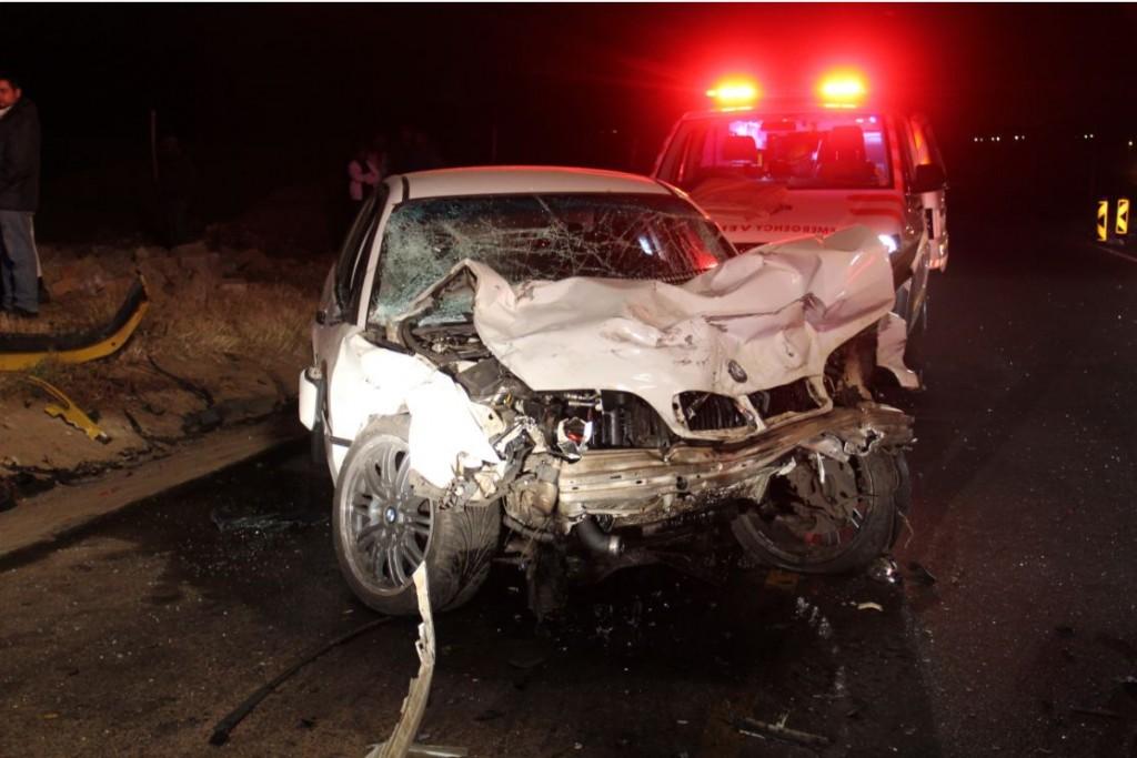 Four killed in Centurion crash