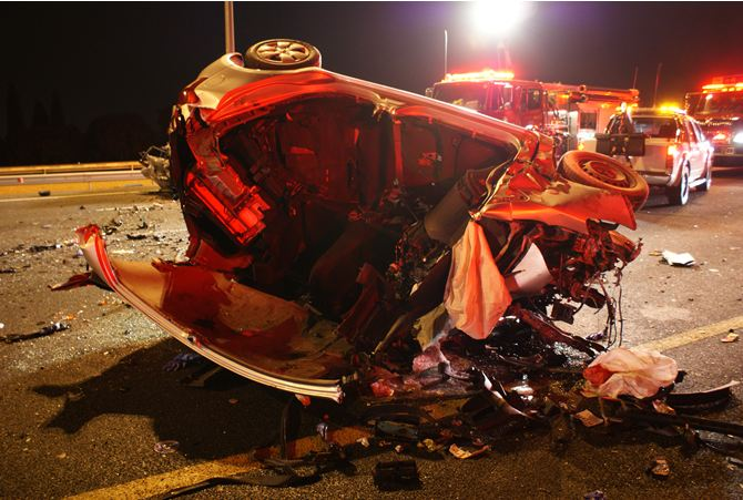 Multiple deaths after head-on collision on R21 South