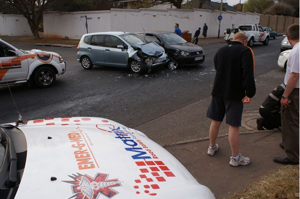 Matrix Road Safety Association responds to early morning collision in Primrose