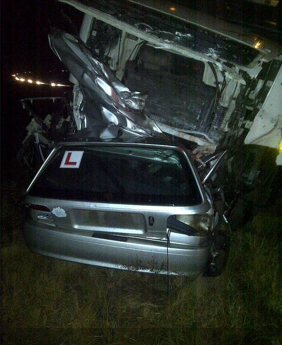 Two men killed on the N4 outside of Middelburg