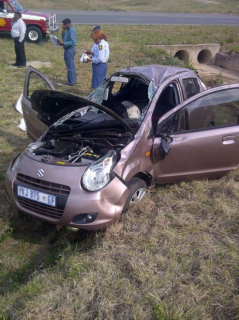 Female dies in N1 Kroonstad collision