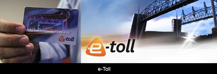 how to know the etoll tag number