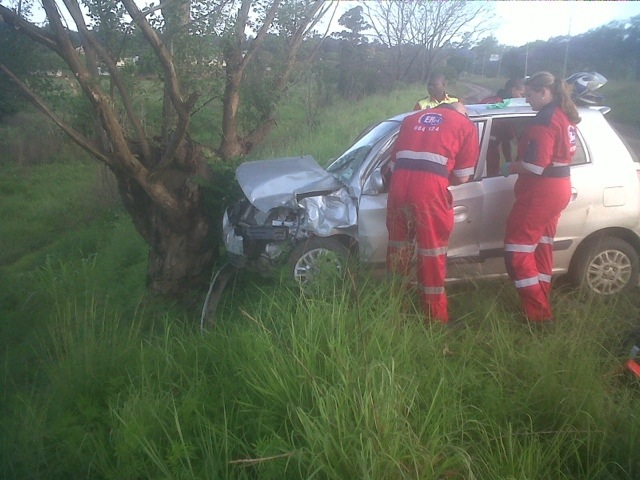 Five Injured In Campsdrift Accident