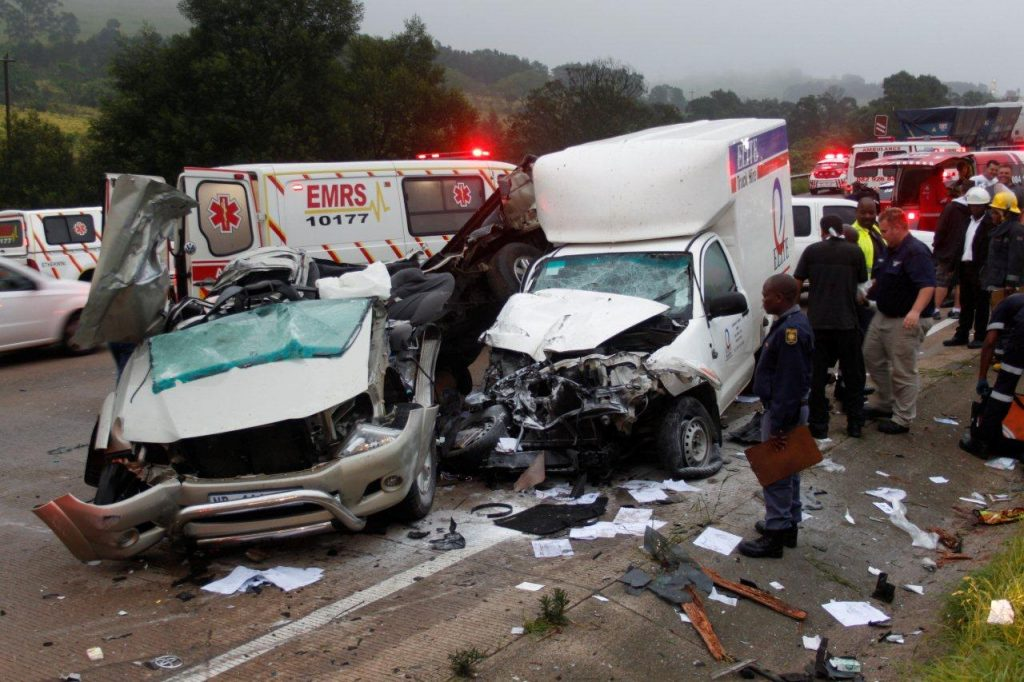 One Dead, Four Injured In N3 Hammersdale Accident