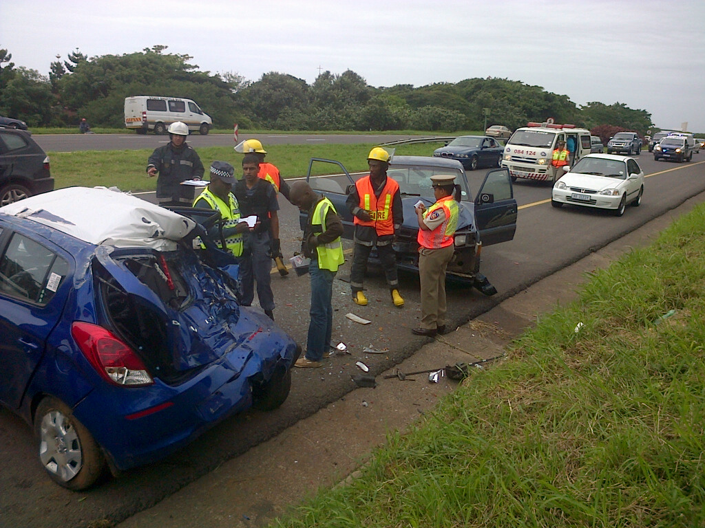 Five People Injured In N2 Accident