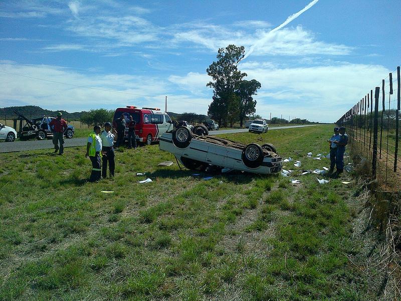 Three die in Kimberley collision