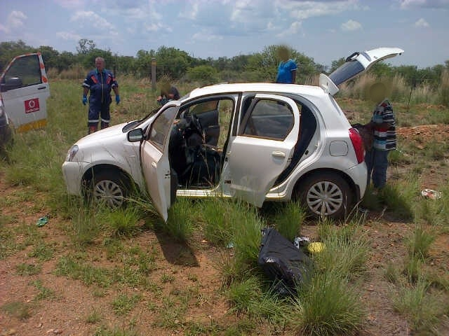Klerksdrop accident leave six injured
