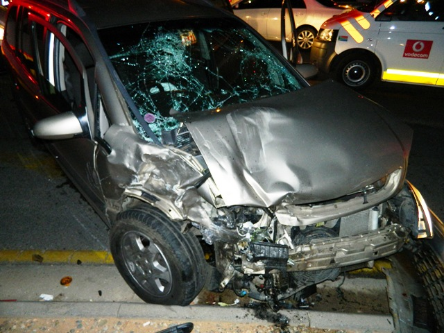 Alleged drunk driver causes crash after skipping red light
