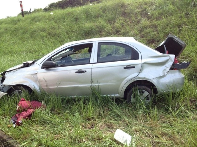 3 People Injured In N3 Accident