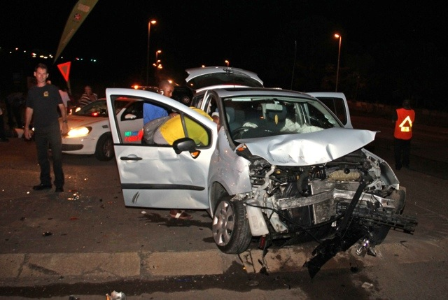 Amanzimtoti accident leaves four injured