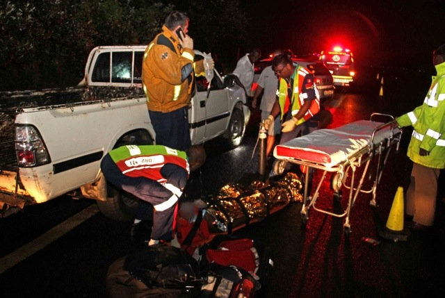 Amanzimtoti N2 accident leaves man critical