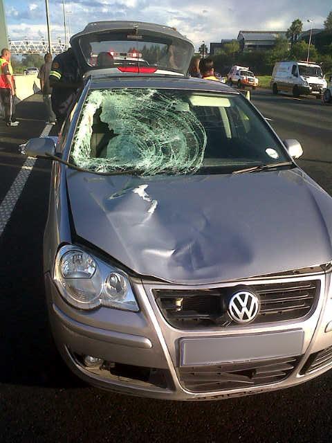 Pedestrian Killed on N3 Modderfontein